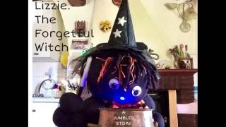 Jumble Fun. 'Lizzie the Forgetful Witch' A narrated story by Judi Brereton