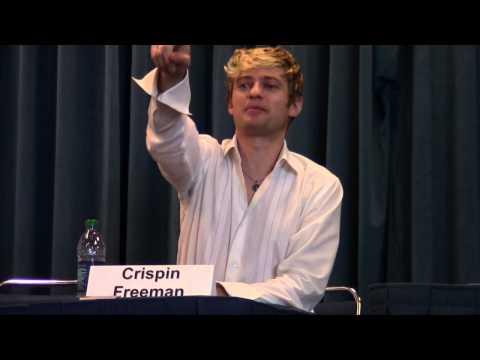 Metrocon 2012: Crispin Freeman Panel