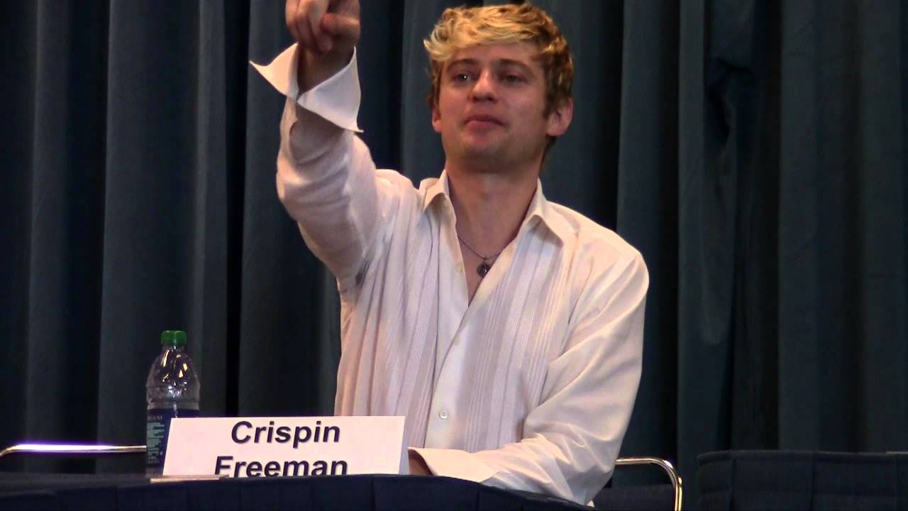 crispin freeman voice acting mastery