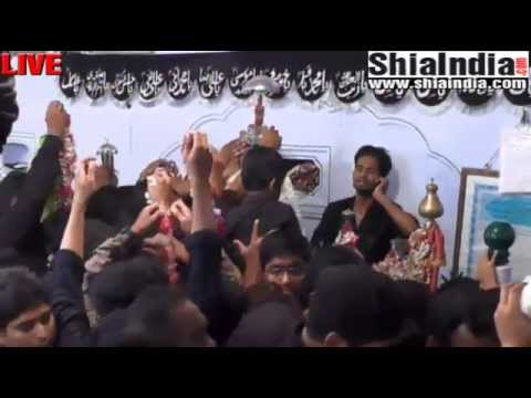 19th Muharram Malkajgiri Matam of All Anjumans 1437-2015-16