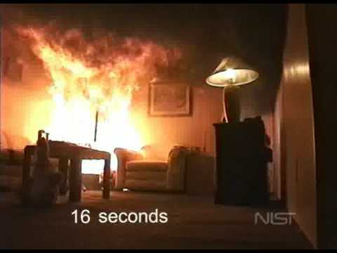 How Fast Does Fire Spread