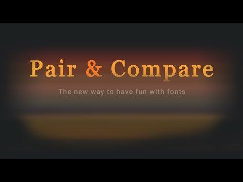 Pair & Compare