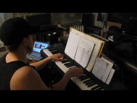 Alicia Keys Diary Improvisation Piano