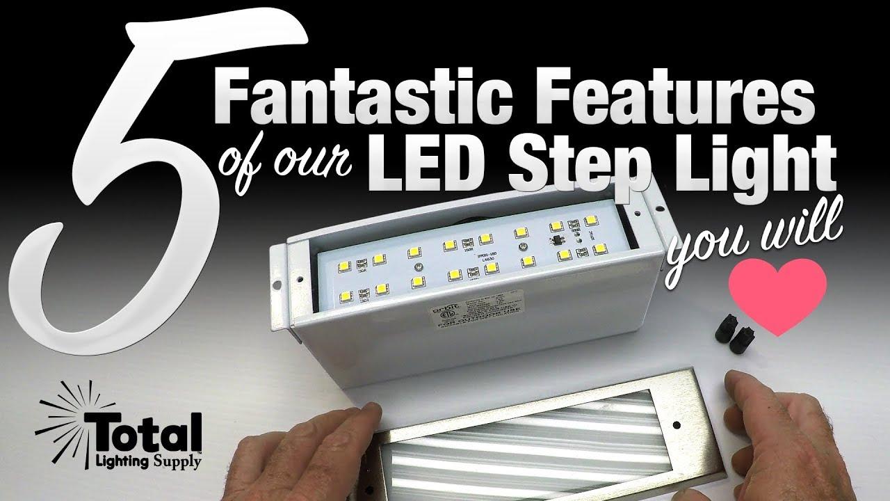 Best Ing Led Low Voltage Outdoor Landscape Lighting Deck Brick Step Light In Depth Insights