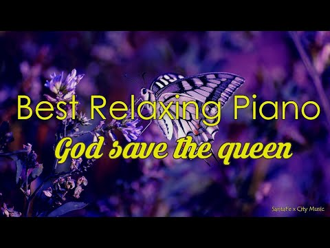 God save the queen #1 💜Best relaxing piano, Beautiful Piano Music | City Music