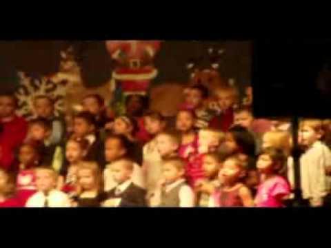 Benson West Elementary School Holiday Program