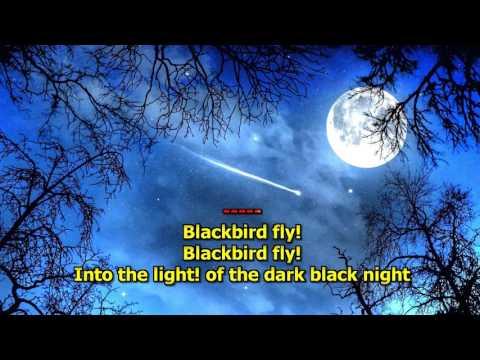 Blackbird (Original Version!)- The Beatles (High Quality)