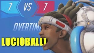Overwatch - My Longest Lucioball Ever thumbnail