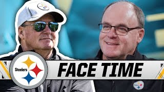 GM Kevin Colbert Goes Inside the #NFLDraft Room, Talks Process   Steelers Face Time