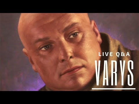 Game Of Thrones/ASOIAF Theories | Varys Live Q&A