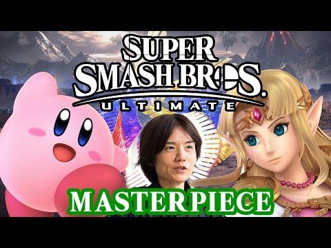 Super Smash Bros. Ultimate - Sakurai's Masterpiece