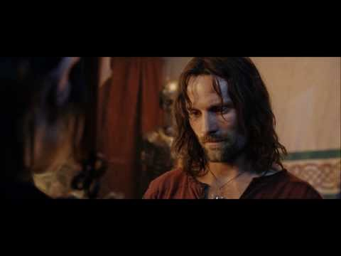 LOTR The Return Of The King - Andúril - Flame Of The West