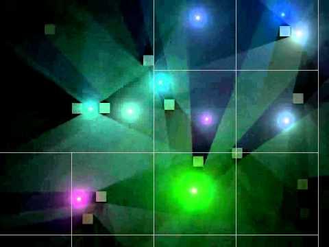 OpenGL 2D lighting using shaders