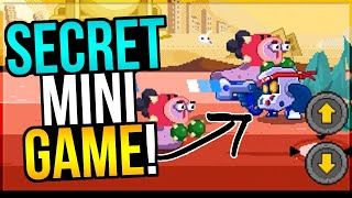 HIDDEN MINI GAME IN BRAWL STARS!? How to Beat Every Level!