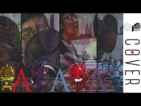 AAA - Climax Jump (Kamen Rider Den-O) Cover by MonoChrome Project