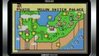 Super Mario World: Super Mario Advance 2 100% Walkthrough - Part 1 (World 1)