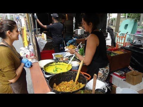 SONITA'S KITCHEN: Healthy North Indian Punjabi Street Food at Alchemy (& Camden Lock Market, London)