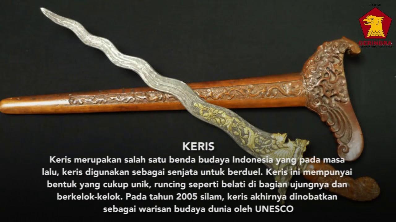 6 Budaya Indonesia Yang Diakui Unesco