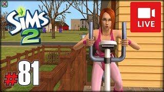 """[Archiwum] Live - Przygody Rudej Gejszy (The Sims 2) (44) - [3/3] - """"Jadzia masochistka"""""""