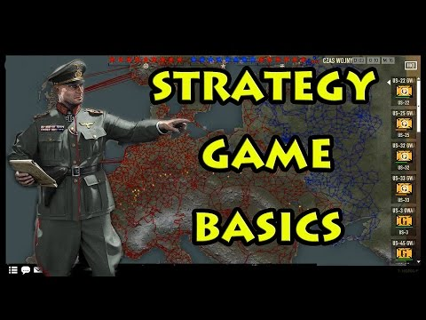 RTS Officer / General Basics - Heroes & Generals