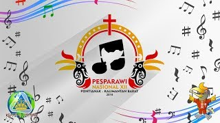Psalm 21 Pesparawi National XII Live ( Vocal Group ) Sesi 2