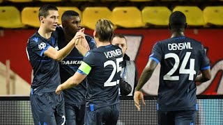 AS Monaco 0 Club Brugge 4 Review (DOMINATION!!!)