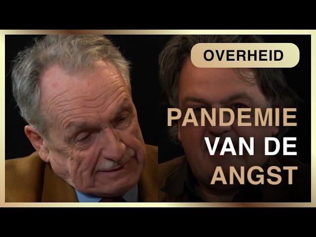 #45 Pandemie van de Angst I  Ab Gietelink in gesprek met Kees van der Pijl.
