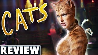 Cats - REVIEW (WHY DID I WATCH THIS BY MYSELF?!)