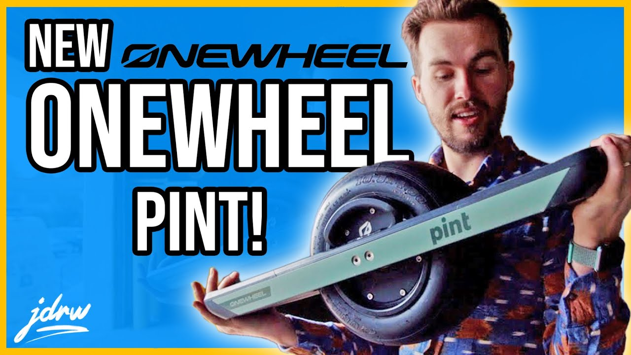 OneWheel Pint - Thoughts, comments and review of the new