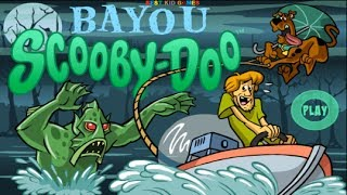 Scooby-Doo Gameplay Episode - Bayou Scooby-Doo Game - Best Kid Games