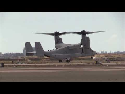 Marine Air Ground Task Force Demo (Miramar 2017)