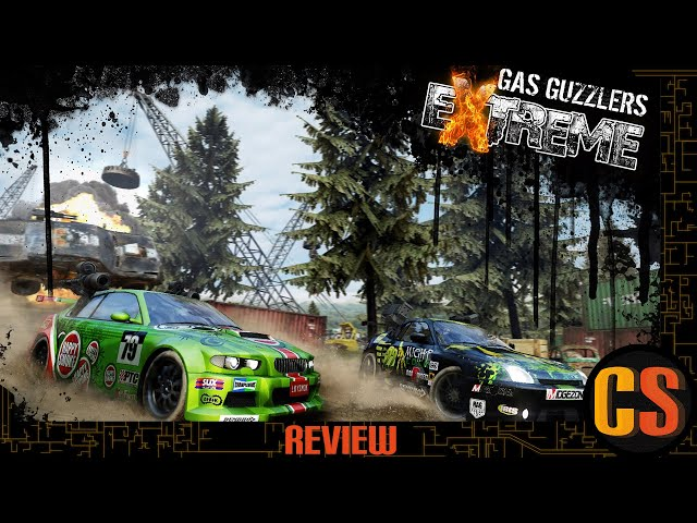GAS GUZZLERS EXTREME - PS4 REVIEW