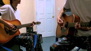 Death Cab for Cutie - Crooked Teeth (Acoustic Instrumental Cover)