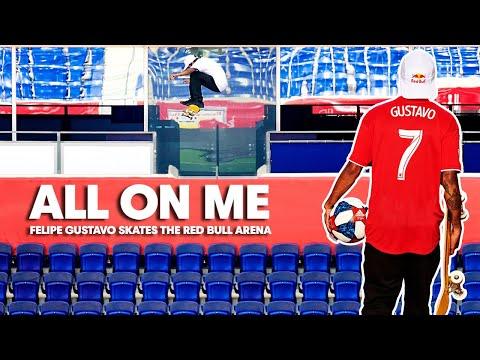 Felipe Gustavo: ALL ON ME