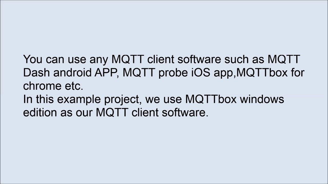 Mqtt Driver