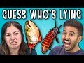 CAN YOU GUESS WHO'S LYING? | Poker Face