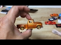 Who is Rivera's Hot Wheels? Some Errors and Customs!
