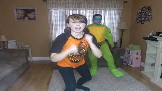 Hilarious Halloween Workout Parody Pamela Pupkin