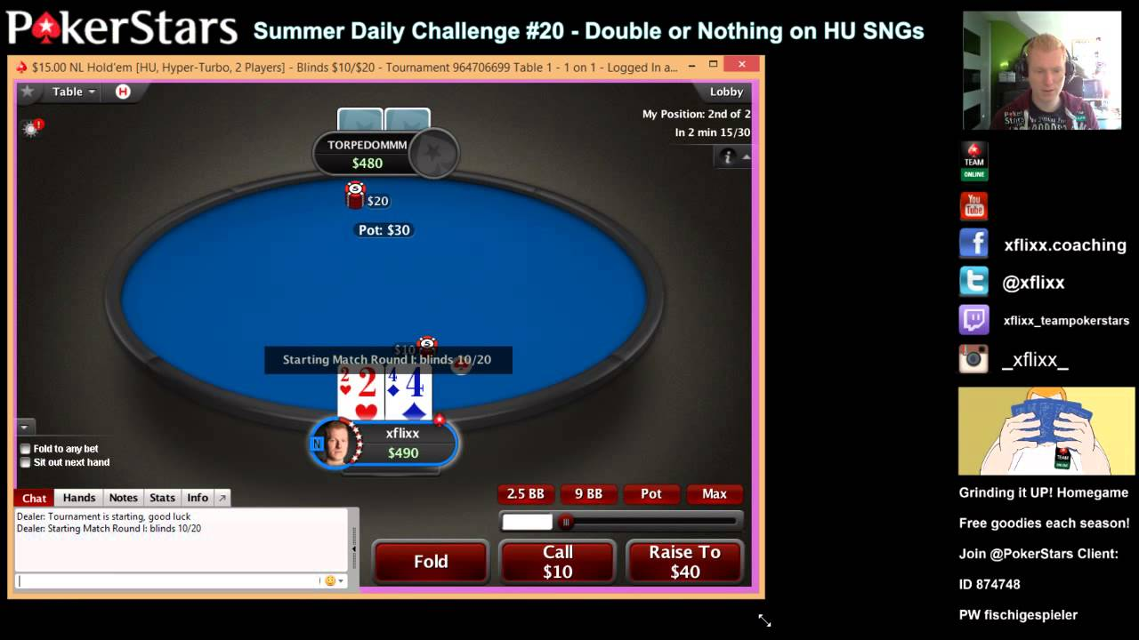 Double or nothing sngs best strategy poker watch james bond casino royale online free