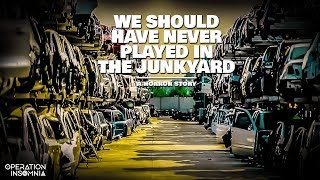 We Should Have Never Played In The Junkyard | A Horror Story | Scary Stories