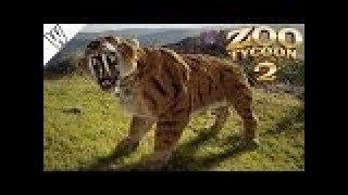 Zoo Tycoon 2 Extinct Animals #3 - Saber Tooth Tiger