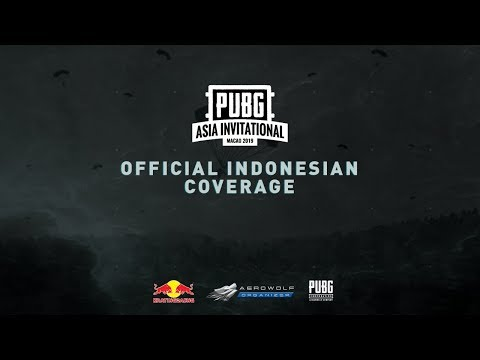 [PUBG] PAI 2019 Official Indonesian Coverage