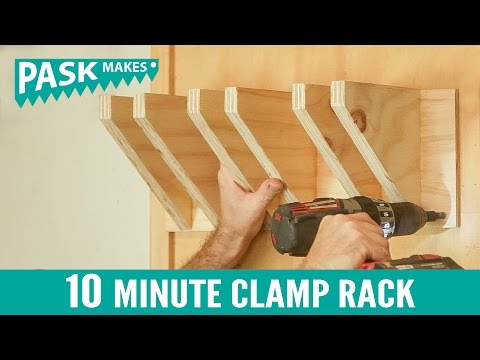 10 Minute Clamp Rack