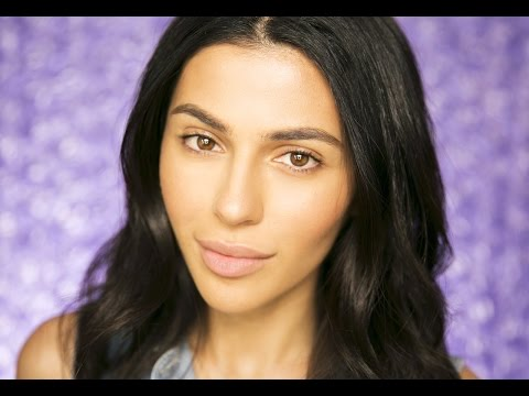 Easy Natural Face Routine [DRUGSTORE ONLY] | Natural Makeup Tutorial | Teni Panosian