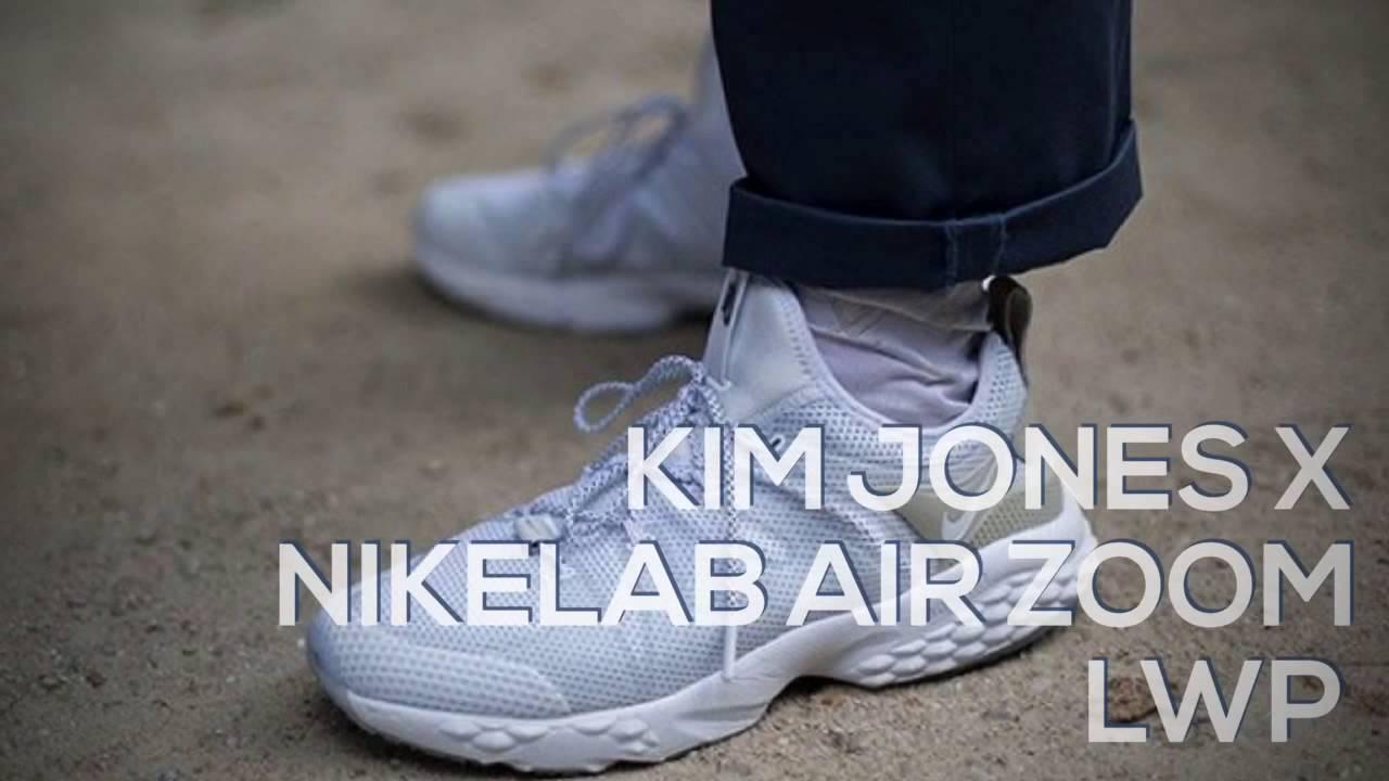7291b5ae11159 KIM JONES X NIKELAB AIR ZOOM LWP   PEACE X9 - YouTube