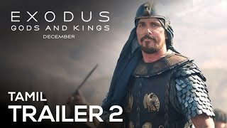 EXODUS: GODS AND KINGS | Tamil Official Trailer 2 [HD]