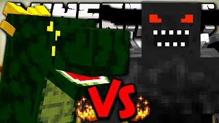 BASILISK VS BLACK DEMON - Minecraft Batalha de Mobs - Minecraft Mods