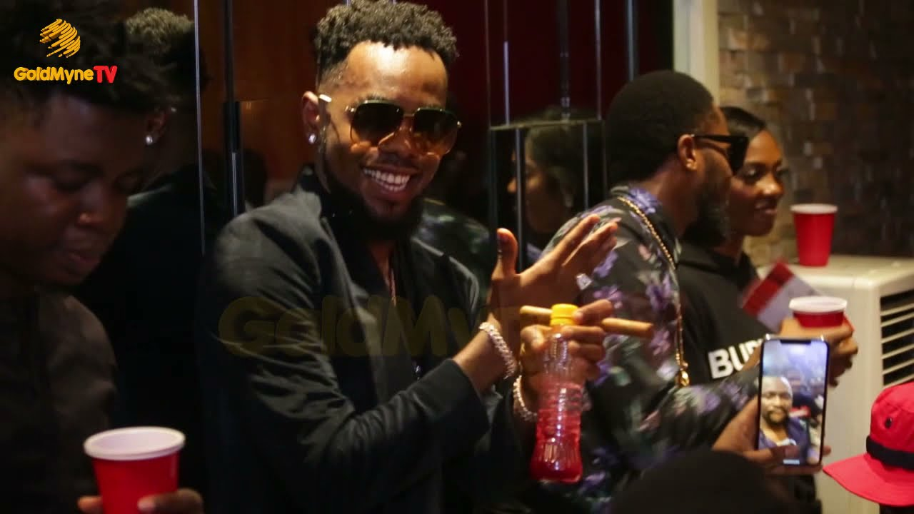 Wizkid, Tiwa Savage, 2Baba, D'banj, Omawumi attend Patoranking's Wilmer Album Listening Party
