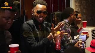 Wizkid, Tiwa Savage, 2Baba, D'banj, Omawumi attend Patoranking's Wilmer Album Listening Party