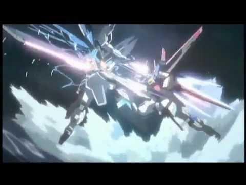 Gundam Seed Destiny - Freedom vs Impulse - YouTube
